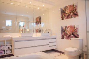 colore in bagno